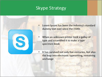 Shawarma PowerPoint Template - Slide 8