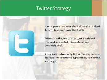 Shawarma PowerPoint Template - Slide 9