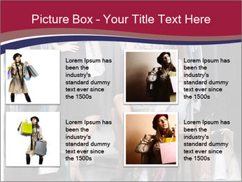 Shoes PowerPoint Template - Slide 14
