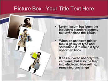Shoes PowerPoint Template - Slide 17