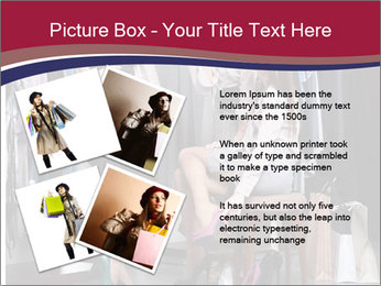 Shoes PowerPoint Template - Slide 23