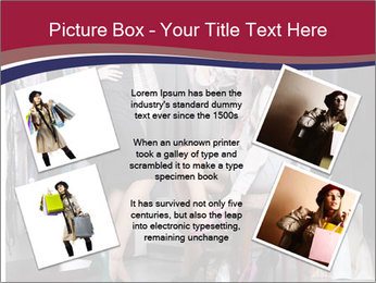 Shoes PowerPoint Template - Slide 24