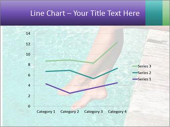 Woman's legs PowerPoint Template - Slide 54