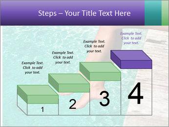 Woman's legs PowerPoint Template - Slide 64