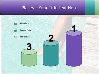 Woman's legs PowerPoint Template - Slide 65