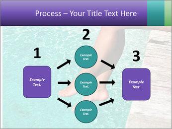 Woman's legs PowerPoint Template - Slide 92