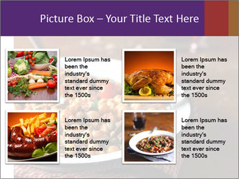 Vegetable dish PowerPoint Template - Slide 14