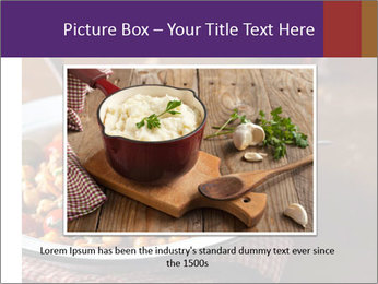 Vegetable dish PowerPoint Template - Slide 15