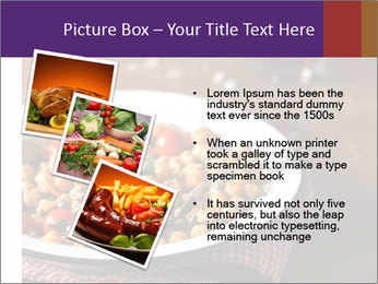 Vegetable dish PowerPoint Template - Slide 17