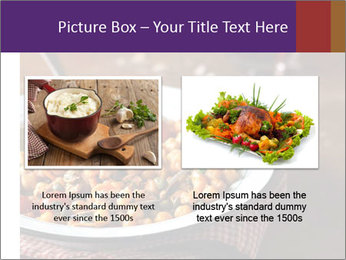 Vegetable dish PowerPoint Template - Slide 18