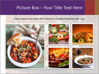 Vegetable dish PowerPoint Template - Slide 19