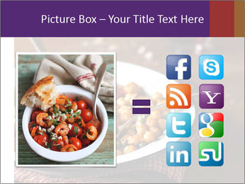 Vegetable dish PowerPoint Template - Slide 21
