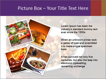 Vegetable dish PowerPoint Template - Slide 23