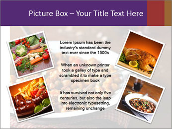 Vegetable dish PowerPoint Template - Slide 24