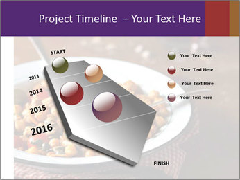 Vegetable dish PowerPoint Template - Slide 26