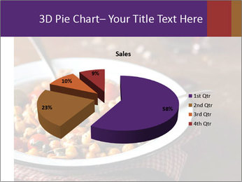 Vegetable dish PowerPoint Template - Slide 35