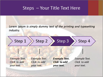 Vegetable dish PowerPoint Template - Slide 4