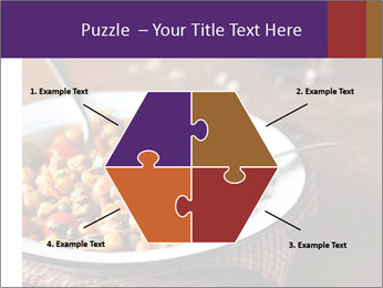Vegetable dish PowerPoint Template - Slide 40