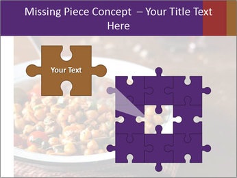 Vegetable dish PowerPoint Template - Slide 45