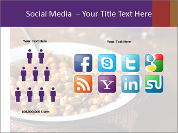 Vegetable dish PowerPoint Template - Slide 5
