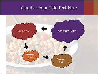 Vegetable dish PowerPoint Template - Slide 72