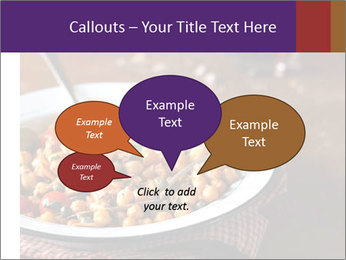 Vegetable dish PowerPoint Template - Slide 73