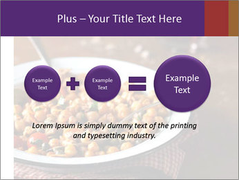 Vegetable dish PowerPoint Template - Slide 75