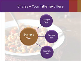 Vegetable dish PowerPoint Template - Slide 79