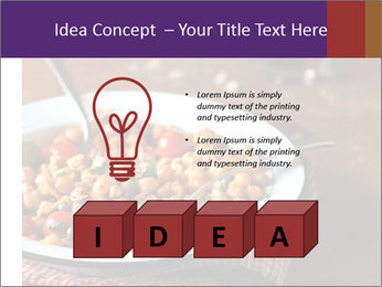 Vegetable dish PowerPoint Template - Slide 80