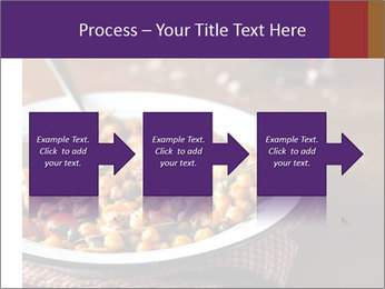 Vegetable dish PowerPoint Template - Slide 88