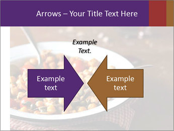 Vegetable dish PowerPoint Template - Slide 90