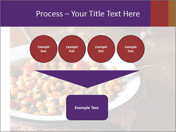 Vegetable dish PowerPoint Template - Slide 93