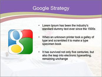 Romantic dinner PowerPoint Template - Slide 10