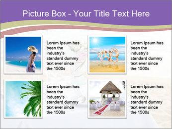Romantic dinner PowerPoint Template - Slide 14