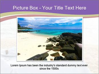 Romantic dinner PowerPoint Template - Slide 15