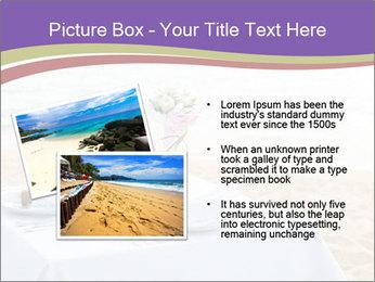 Romantic dinner PowerPoint Template - Slide 20