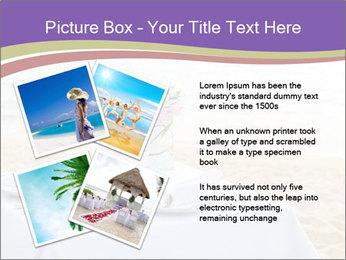 Romantic dinner PowerPoint Template - Slide 23
