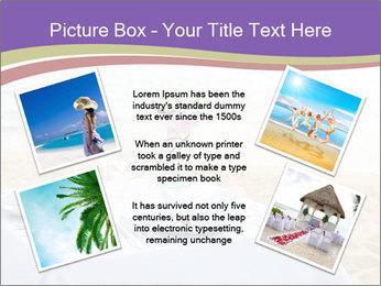 Romantic dinner PowerPoint Template - Slide 24