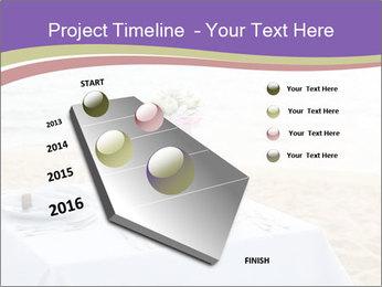Romantic dinner PowerPoint Template - Slide 26