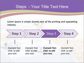 Romantic dinner PowerPoint Template - Slide 4