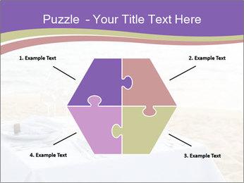 Romantic dinner PowerPoint Template - Slide 40