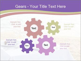 Romantic dinner PowerPoint Template - Slide 47