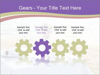 Romantic dinner PowerPoint Template - Slide 48