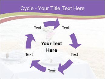 Romantic dinner PowerPoint Template - Slide 62