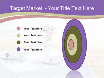Romantic dinner PowerPoint Template - Slide 84