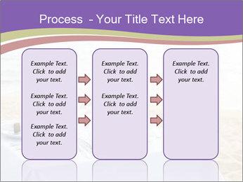 Romantic dinner PowerPoint Template - Slide 86