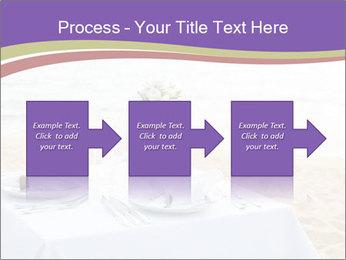 Romantic dinner PowerPoint Template - Slide 88