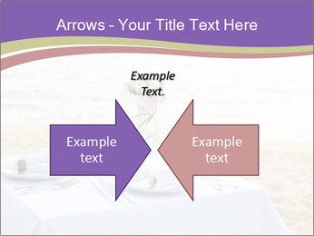 Romantic dinner PowerPoint Template - Slide 90