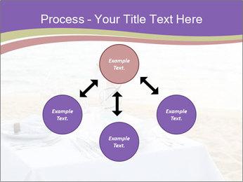 Romantic dinner PowerPoint Template - Slide 91