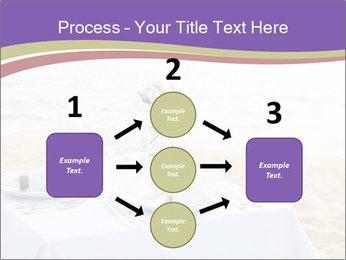 Romantic dinner PowerPoint Template - Slide 92